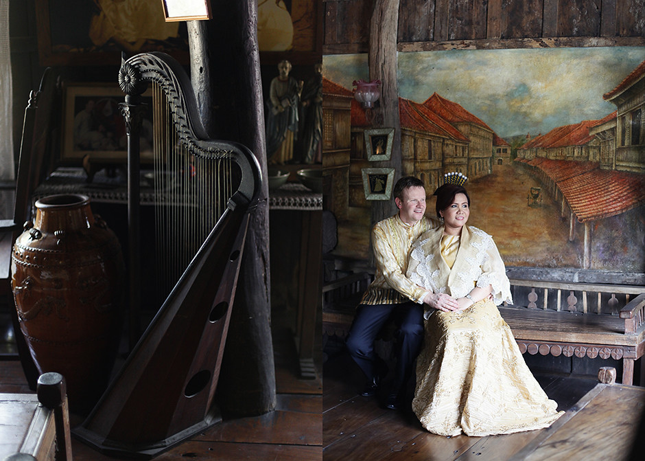 Cebu Sandiego Ancestral House, Cebu Engagement Session