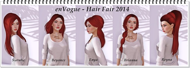 enVogue - Hair Fair 2014