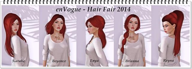 enVogue - Hair Fair 2014