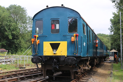 "Class 205 Hastings ""Thumper"" at the East Kent Light Railway, July 2014"