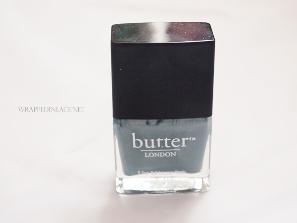 butter LONDON Lady Muck Review