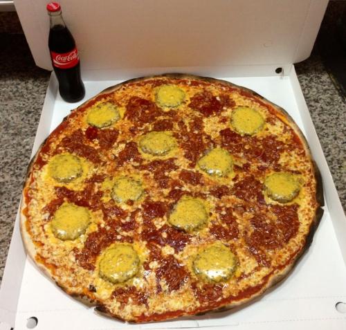 Pizza Super Bowl au 52 Wasquehal