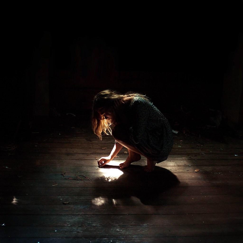 Her Shadow by Elisabeth Mochner on Flickr