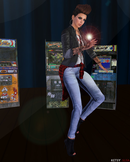 Lust For Life: Rhapsody - New Blog Post @ Second Life Fashion Addict
