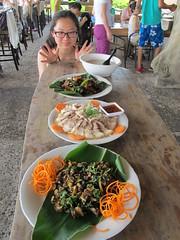 比西里岸部落風味餐;攝影:郭政佑