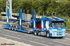 Volvo FM 6x2 Car Transporter - J300 ECM - ECM - M1 J10 Luton - Steven Gray - IMG_8221