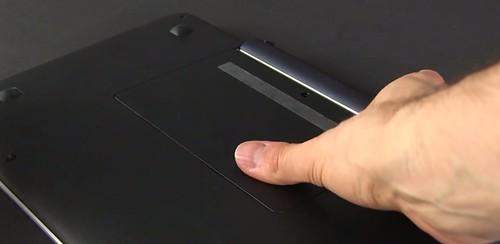 Asus T200TA acces disque