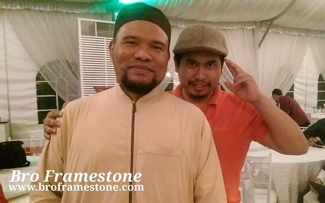 Iftar bersama Blogger Denaihatinetwork di Laman Kayangan Shah Alam