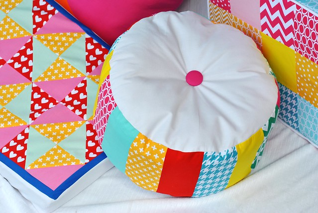 Ann Kelle Floor Pillows