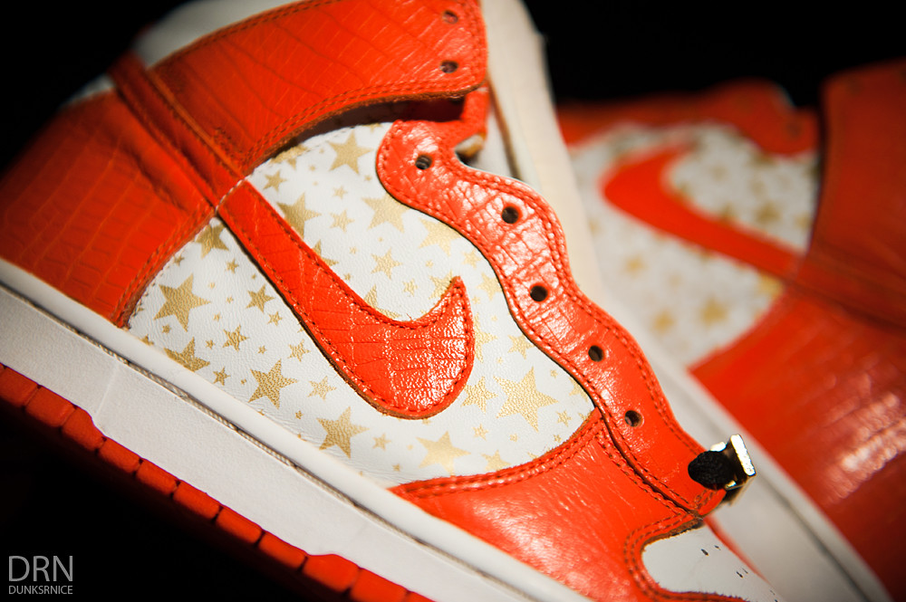 Orange Supreme Highs.