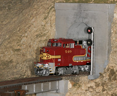 Model Railroads: Wellington area layouts