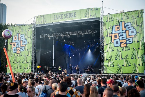 Lollapalooza 2014: The Head and the Heart