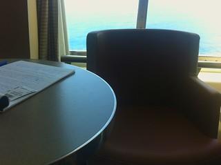 Ferry desk