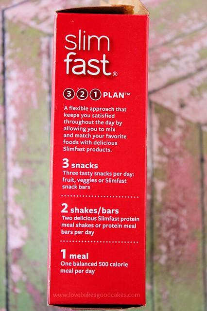 Slimfast 14-Day Slimdown #14daystoslim #PMedia #ad 4a
