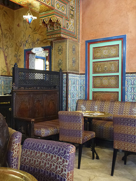 sièges mosquée