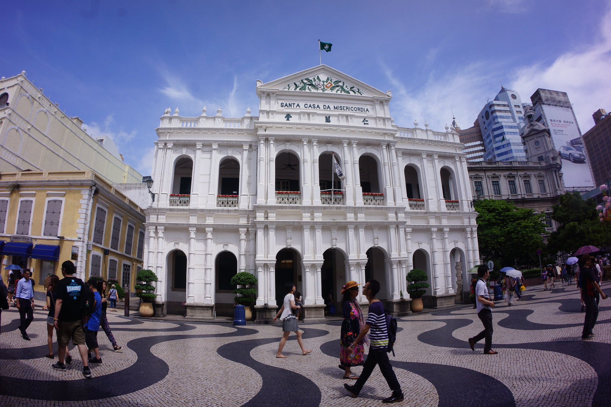 Top 5 Must-dos in Macau