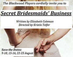 Blackwood Players - Secret Bridesmaids' Business