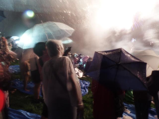 Yukata and Fireworks Festival