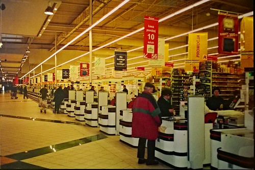 Supermarket in Katowice