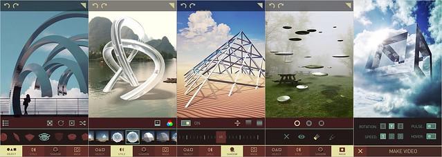Matter Screen Shots iPhone 5/5S