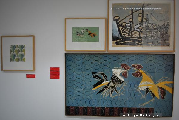 35 - Maria Keil - выставка в Каштелу Бранку