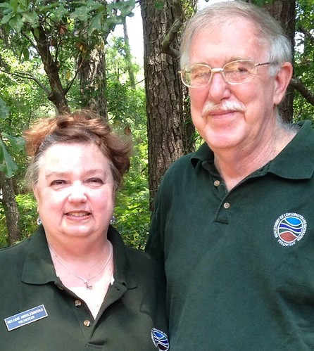 Tom and Melodie Middlebrooks have volunteered for over 20 years