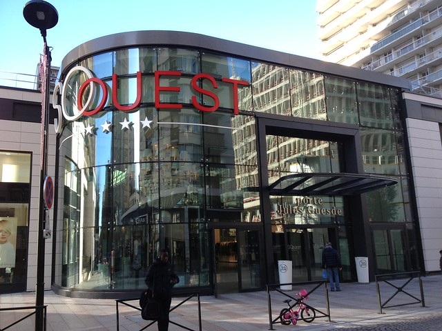 Centre commercial so ouest levallois perret fr92 - Centre commercial so ouest ...