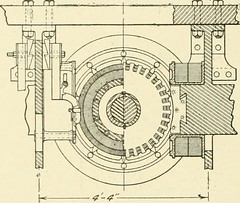 "Image from page 403 of ""Cyclopedia of applied electricity : a general reference work on direct-current generators and motors, storage batteries, electrochemistry, welding, electric wiring, meters, electric lighting, electric railways, power stations, swit"