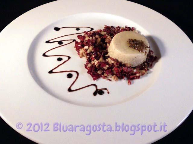 08-panna cotta ai funghi con salsa di tartufo