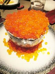 Salmon Roe Bowl @Iroriya, Shanghai