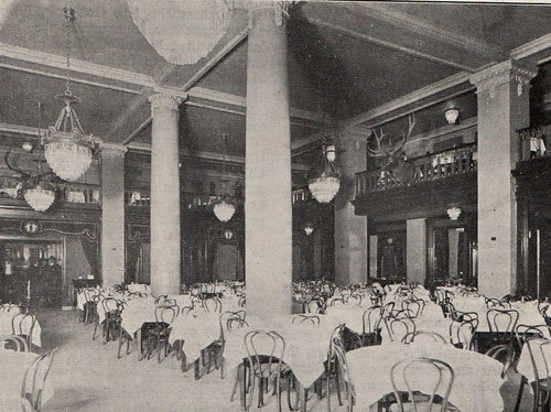 Elks Lodge No. 1, NYC, NY (Dining Room)