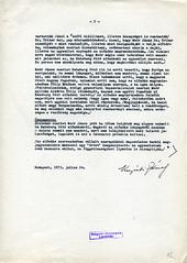 089. Javaslatok Habsburg Ottó burgenlandi előadása ellen