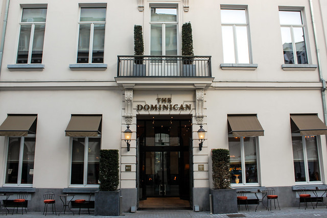 Hotel The Dominican de Bruselas