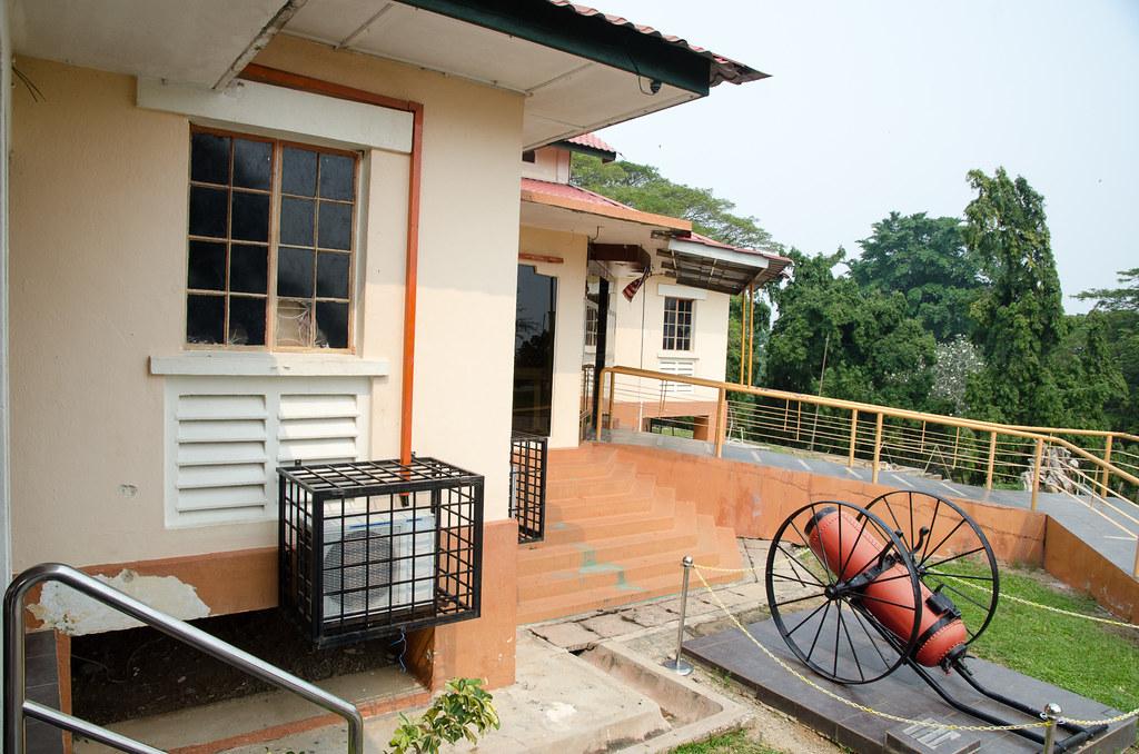 Kuala Selangor Historical Museum at Bukit Malawati