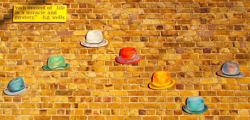 SUTTON (Surrey), Greater London - Manor Place public art