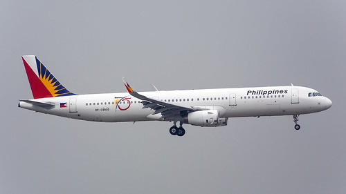 RP-C9909 A321W Philippines 01-04-16 hkg