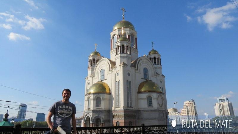 Ekaterimburgo Rusia (12) ciudades sedes del mundial de fútbol de Rusia 2018