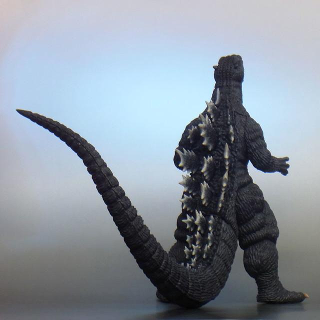 地球最強兵器!X-PLUS 東寶大怪獸系列 《哥吉拉 最後戰役》 哥吉拉 ゴジラ 2004 普通版/少年RIC限定版