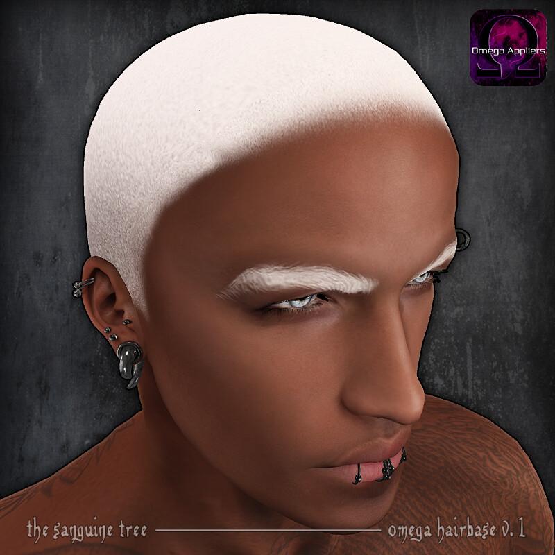 [ new release - omega hairbase v.1 ] - SecondLifeHub.com