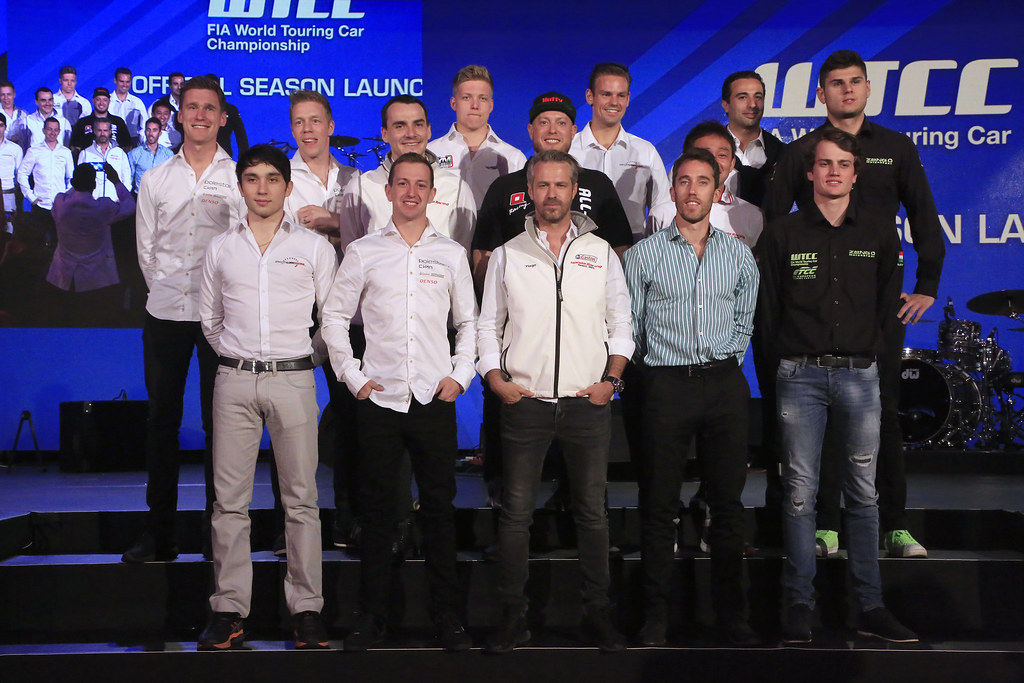 2017 DRIVERS during the 2017 FIA WTCC World Touring Car Race of Morocco at Marrakech, from April 7 to 9 - Photo Paulo Maria / DPPI