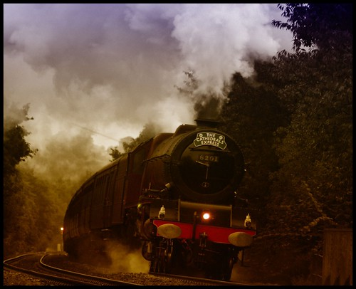 The Cathedrals Express (RAY TYLER IMAGES)