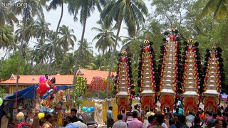 Thrissur Chelakottukara Sree Maheswara Bhagavathy Temple Makayiram Mahotsavam 3