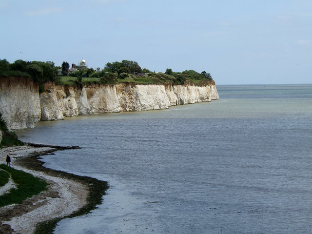 Cliffs End