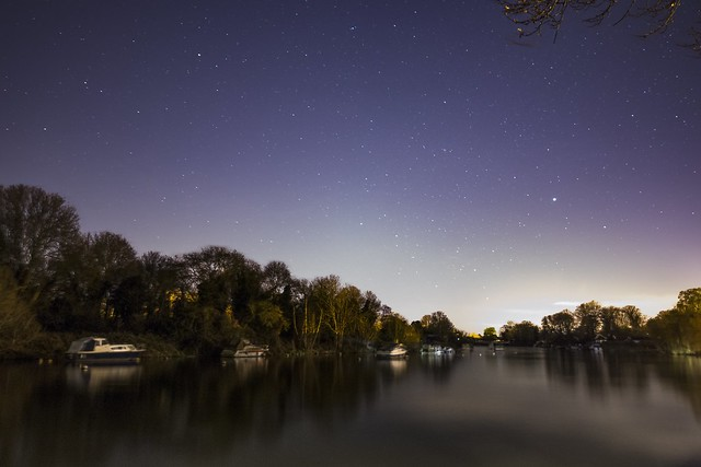 The River And The Stars