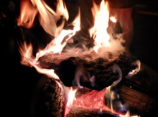From the archive: Bonfire detail