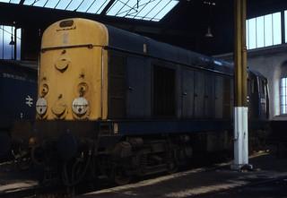 23.10.82 Barrow Hill MPD 20004