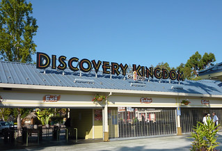 Photo 7 of 10 in the Six Flags Discovery Kingdom gallery