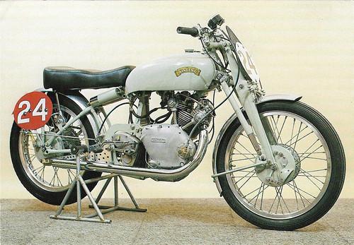 1951 Vincent Grey Flash 500cc