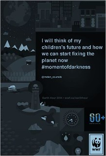 Turn off your lights for Earth Hour