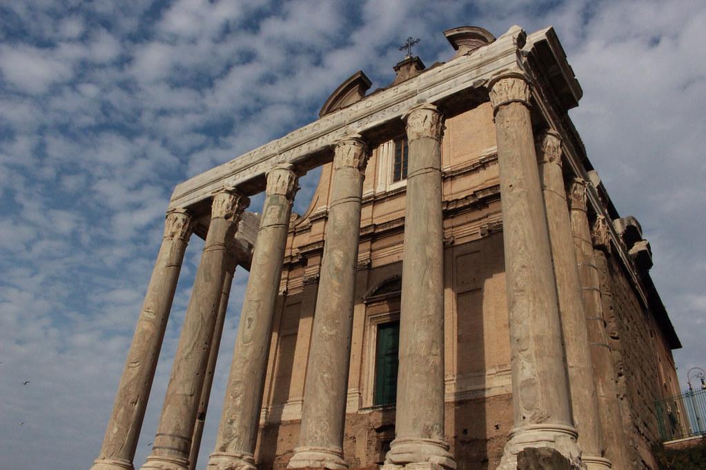 Partenón - Roma